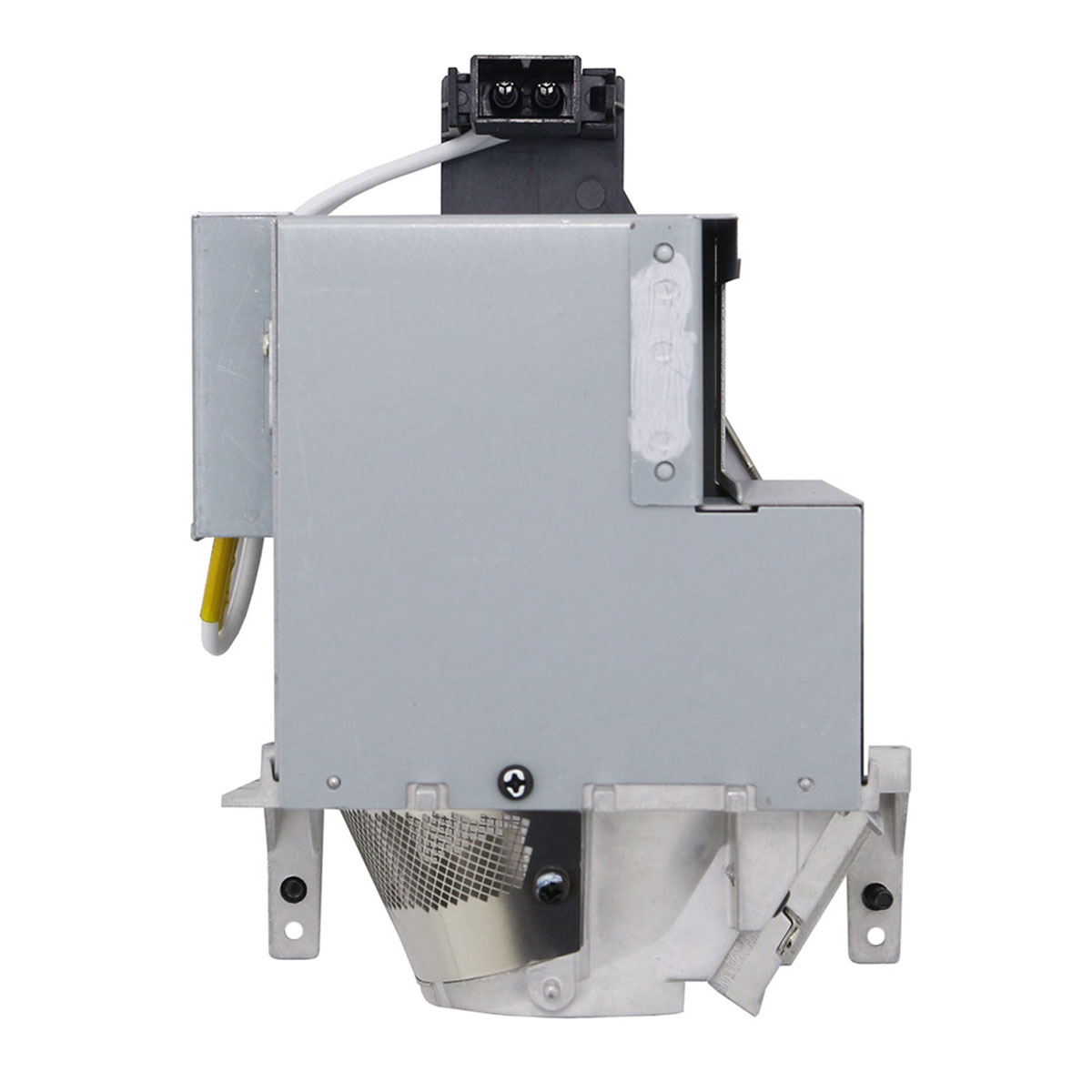 Original Philips Projector Lamp Replacement with Housing for Optoma W515 - image 3 de 5
