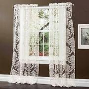 Brea Window Curtains, Pair