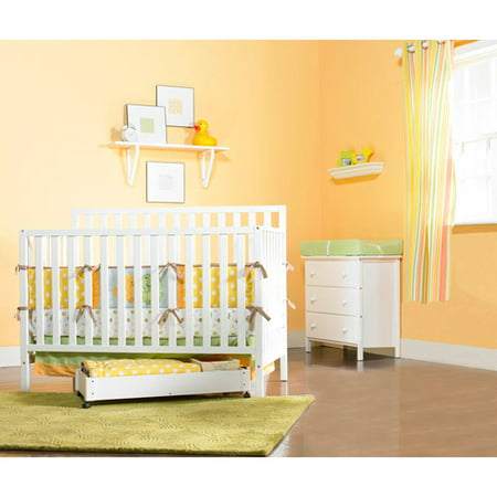 Graco Katelyn 4-in-1 Nursery Furniture Set Classic White