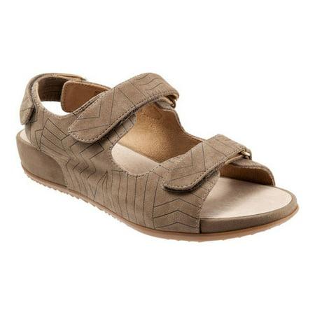 softwalk women's dana point wedge sandal, dark nude/dark brown, 9 n us ()