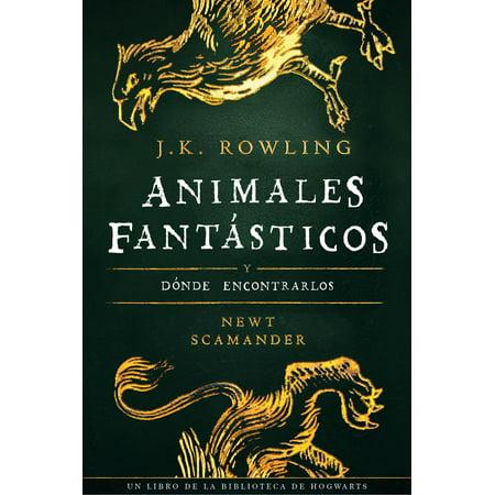 Animales fantásticos y dónde encontrarlos -
