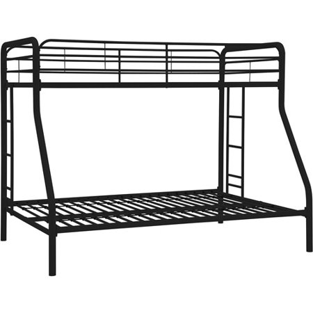 dorel twin over full metal bunk bed multiple colors walmartcom