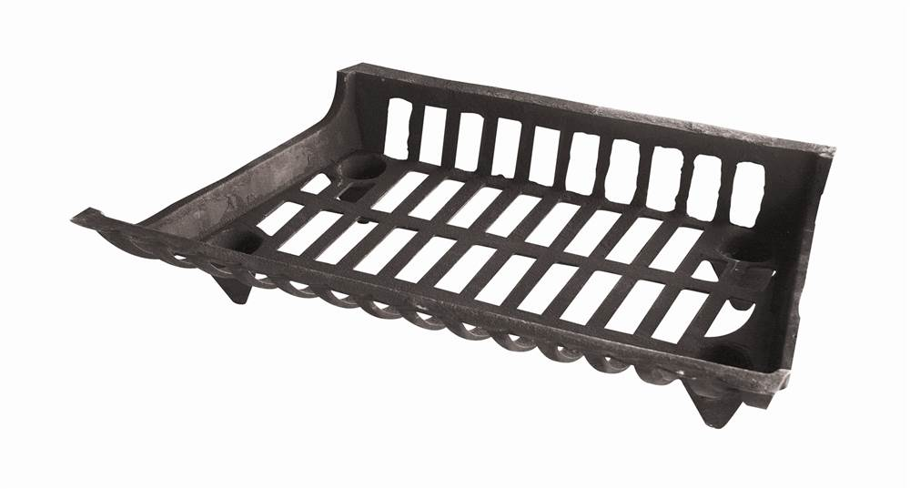 Cool 24 Fireplace Log Grate In Cast Iron Home Interior And Landscaping Ologienasavecom