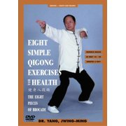 Eight Simple Qigong Exercises for Health by