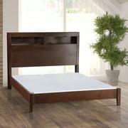 Furniture of America  Mosh Foundation Brown Cal King Bunkie Board