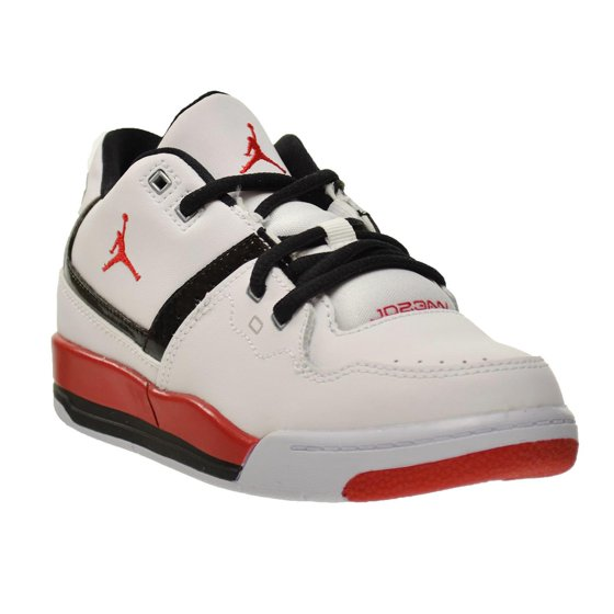 e76c785d1acf92 Jordan - Jordan Flight 23 BP Little Kids Shoes White University Red ...