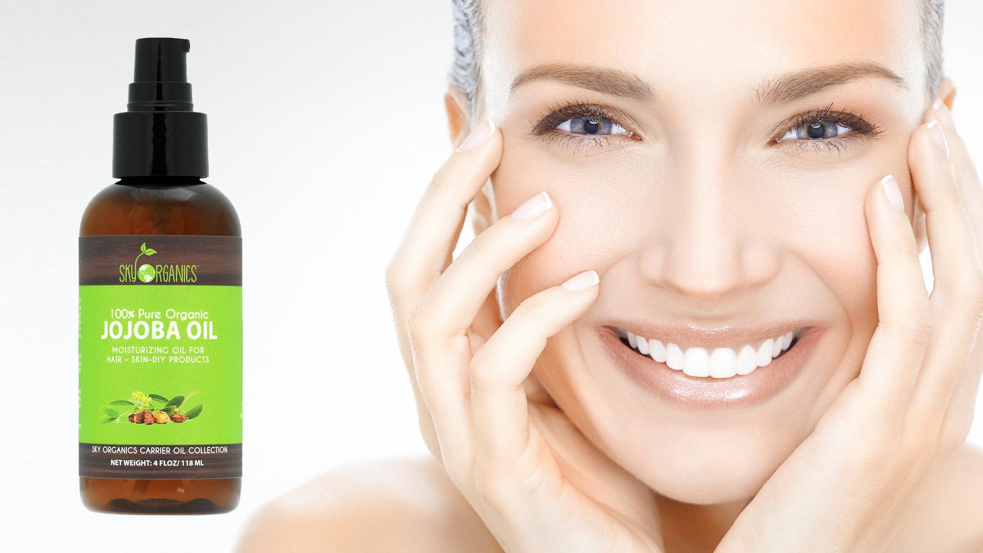 jojoba oil for face