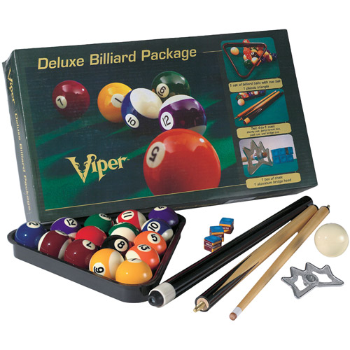 Viper Deluxe Billiard Package