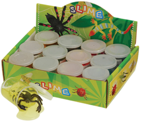 Insect Slime Case Pack 5 by
