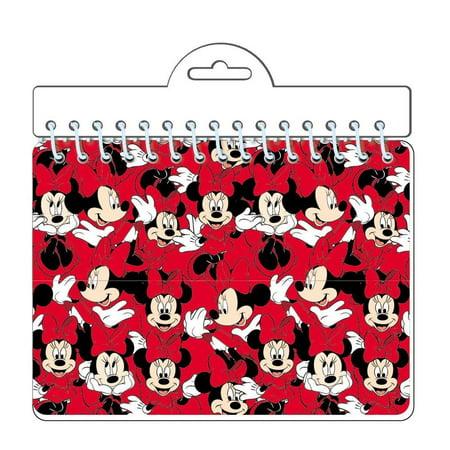 DisneyMinnieMouse'Expressions'AutographNotebook-Red (Printable Disney Stencils)