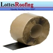 "1 roll 6"" x 25' EPDM Rubber Flashing tape P-S BY THE LOTTES COMPANIES"
