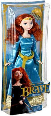 Disney Brave Merida Doll by Mattel, Inc.