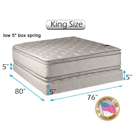 dream solutions usa brand soft pillowtop mattress and low