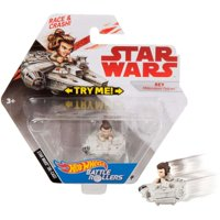 Hot Wheels Star Wars Rey Battle Roller