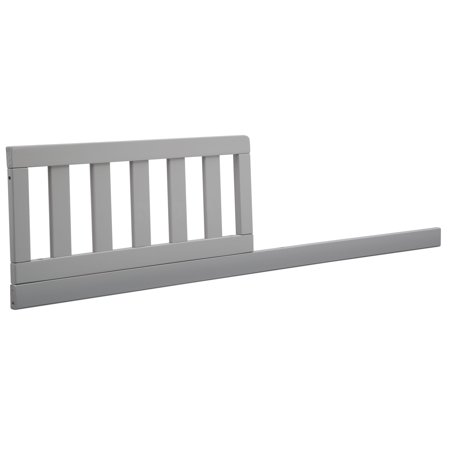 Delta Children Daybed/Toddler Guardrail Kit #555725, Grey