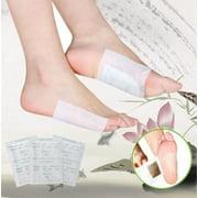 Best Foot Detoxes - 100 Detox Foot Pads Patch Detoxify Toxins Review
