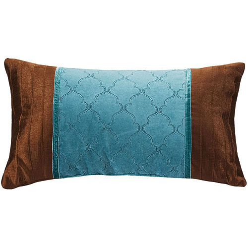 Better Homes and Gardens Paisley Collection Oblong Decorative Pillow