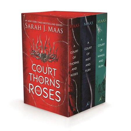 A Court of Thorns and Roses Box Set Discover the #1 New York Times bestselling A Court of Thorns and Roses series in this gorgeous box set.