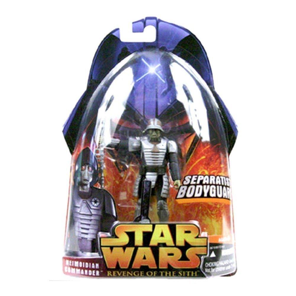 Star Wars ROTS NeimoidianWalmartmander Separatis Bodyguard Revenge of the Sith #63 by,... by