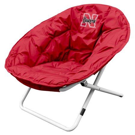 Logo Chair NCAA Nebraska Sphere Chair
