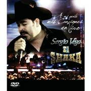 A Mi Gente...Mis Canciones En Vivo (Music DVD)