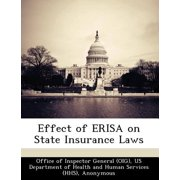 Effect of Erisa on State Insurance Laws