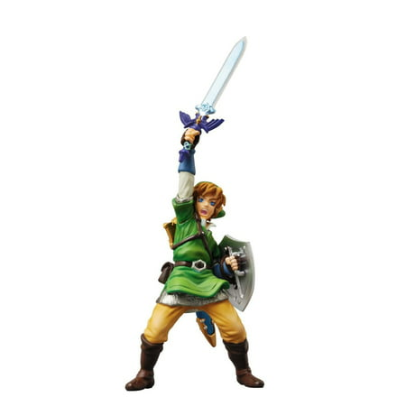 The Legend Of Zelda Ultra Detail Figure Link Skyward Sword - Zelda Master Sword