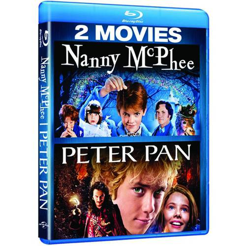 Nanny McPhee / Peter Pan (Blu-ray) (With INSTAWATCH)