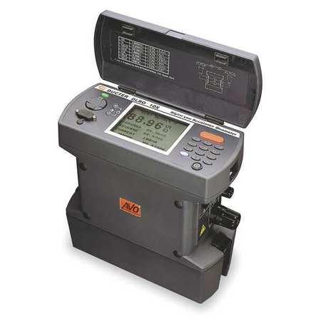 Micro Ohm Meter,1.9999m Ohms-1999.9 Ohms MEGGER DLRO-10X
