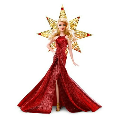 Barbie Holiday 2017 Doll (Number of Pieces per Case: 2)