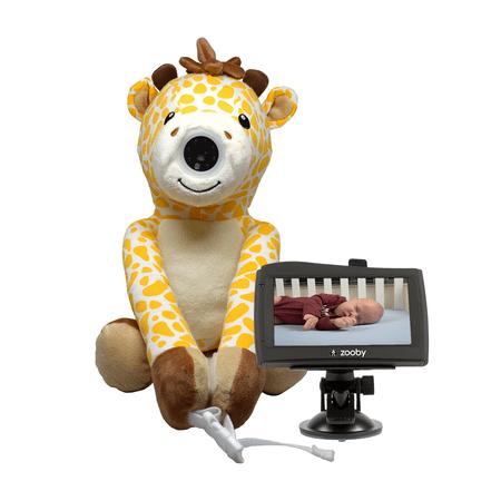 Zooby Car   Home Video Baby Monitor  Giraffe