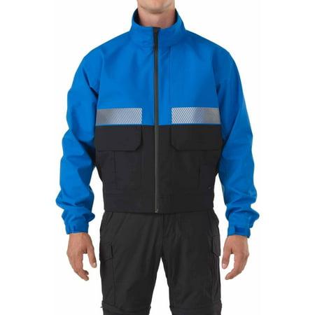 5.11 Tactical Bike Patrol Jacket, Royal Blue