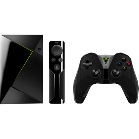 NVIDIA SHIELD TV Streaming Media Player with Google Assistant Built