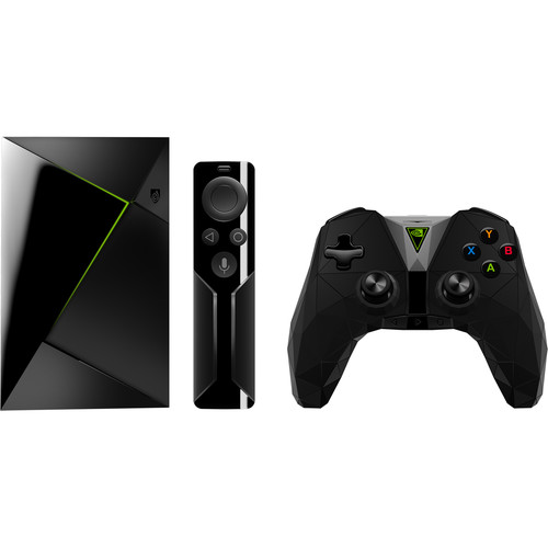 NVIDIA SHIELD TV Streaming Media Player with Google Assistant Built In