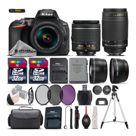Nikon D5600 DSLR Camera - Kit C5