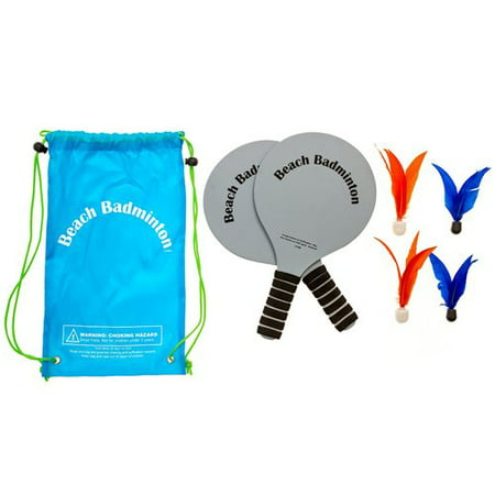 Oversized Badminton Set (Kovot 7 Piece Beach Badminton)
