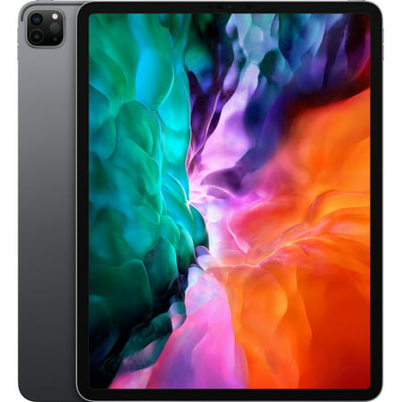 Apple 11-inch iPad Pro (2020) Space Gray 128GB WiFi Only Tablet - A Grade Refurbished