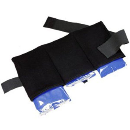 Soft Ice Triple Universal Compression Wrap  The Soft Ice Triple Universal Compression Wrap Can Be Used On The Knee  Elbow  Foot Or Most Any Limb Or Joint That Needs    By Polar Products Inc