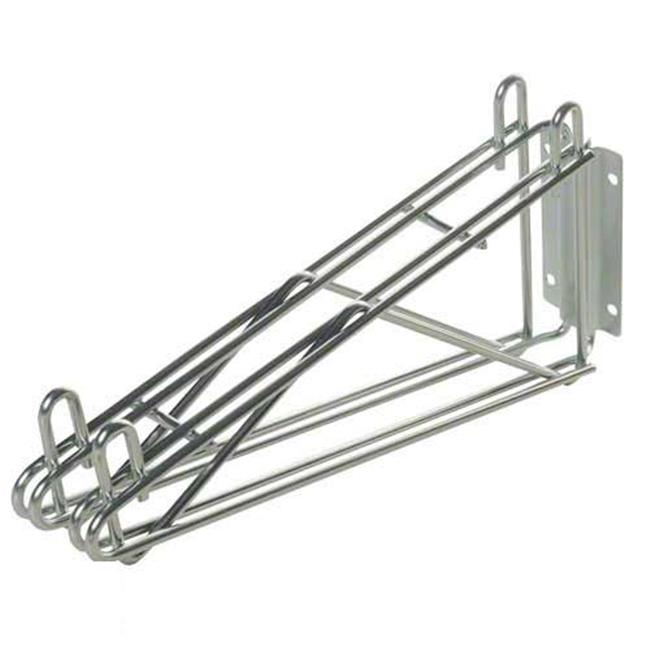 Focus Foodservice FWB24DCH 24 in. double wall brackets, c...