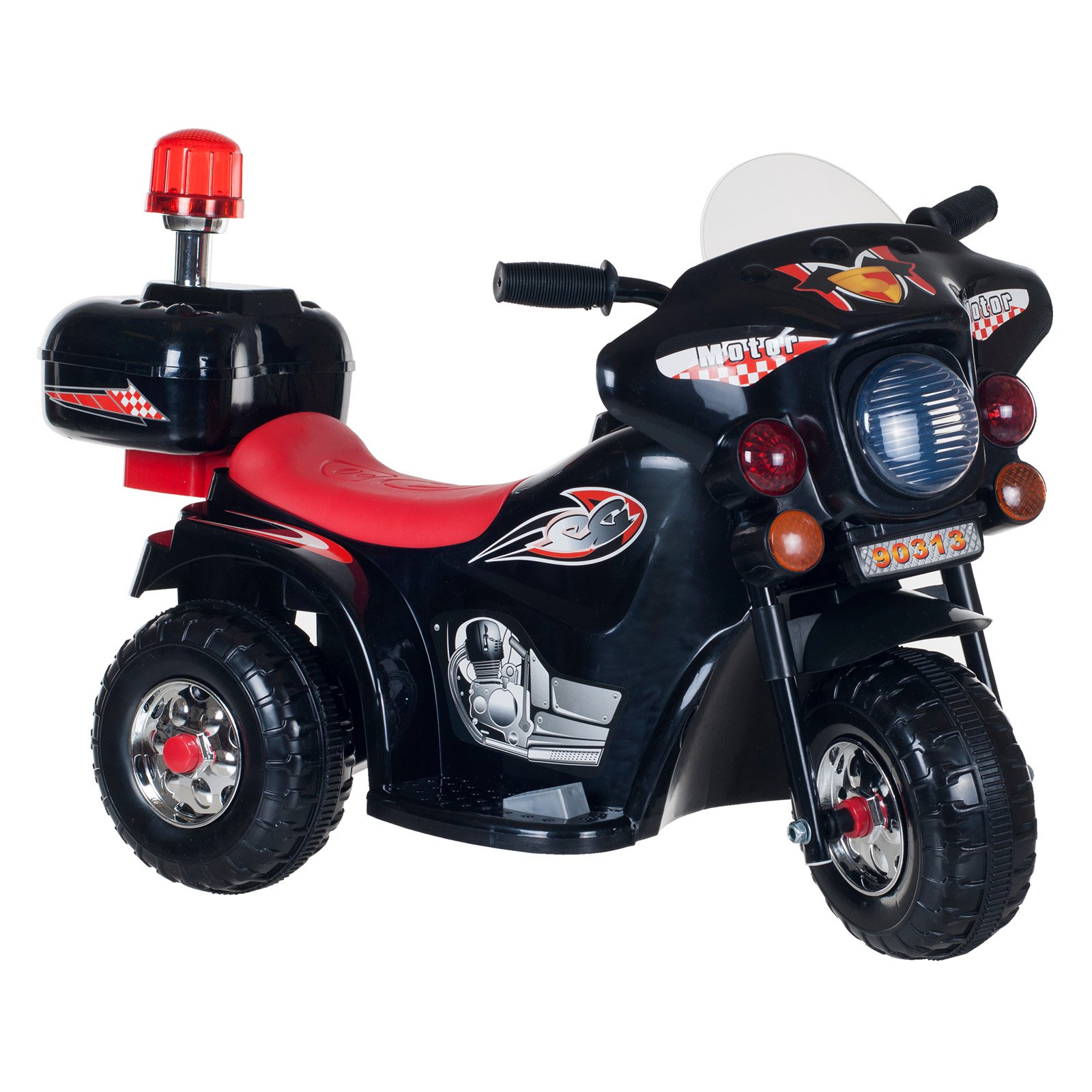 Lil Rider SuperSport Three Wheeled Motorcycle by Trademark Global