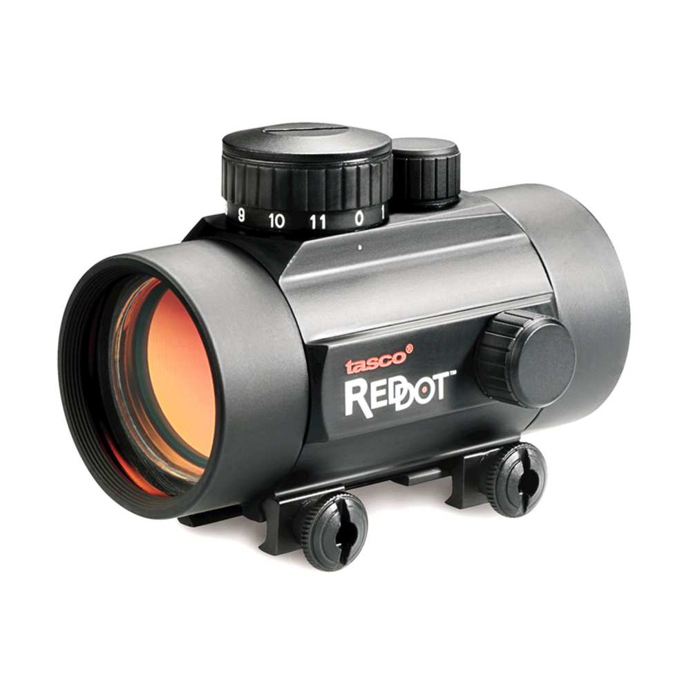 Tasco Pro Point Red Dot 1X42mm Matte Magnification Illuminated Red Green Dot by Tasco by Bushnell