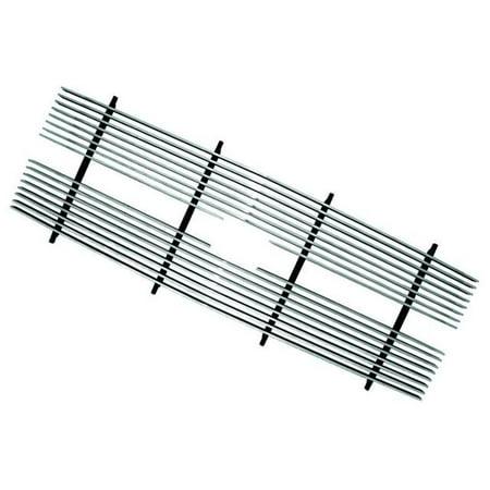 - IPCW Cwbg-8893ck Polished Aluminum Cut-Out Billet Grille Set