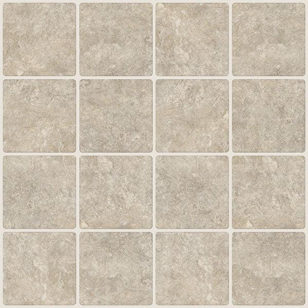 Travertine Squares Peel & Stick Backsplash Tiles