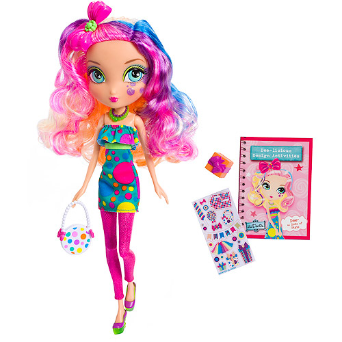 La Dee Da Sweet Party Doll, Dee as Dots of Style