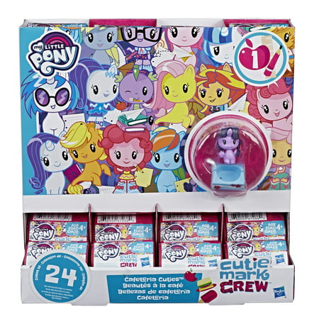 My Little Pony Cutie Mark Crew Blind Packs - Collect Them All! - My Little Pony Baking Cups