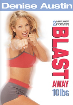 Denise Austin: Blast Away 10 Pounds (DVD) by LIONS GATE FILMS