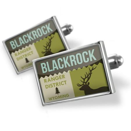 Cufflinks National Us Forest Blackrock Ranger District   Neonblond