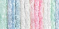 3Pk Spinrite 161197-97001 Softee Baby Chunky Ombre Yarn-Sweet Dream