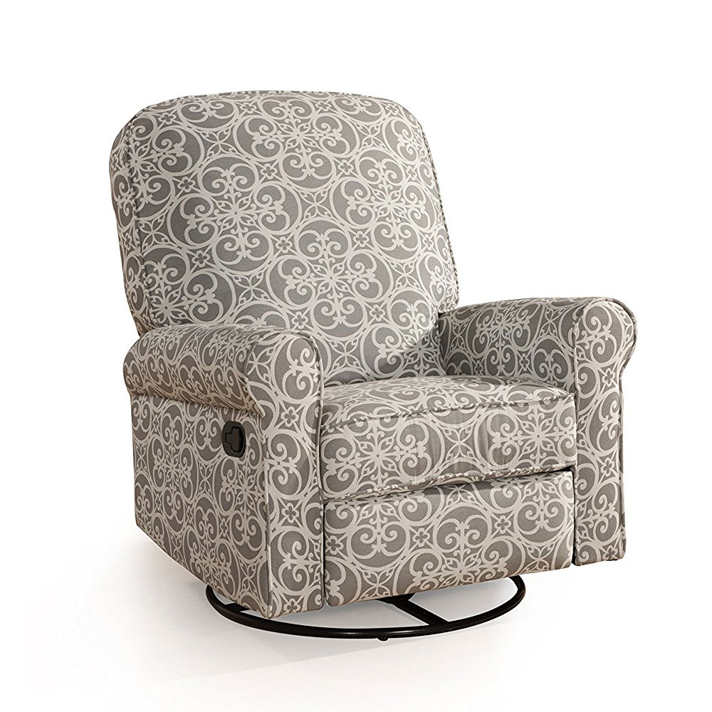 Home Meridian International Ashewick Swivel Glider Recliner Doodles Ash Gray  sc 1 st  Walmart & Home Meridian International Ashewick Swivel Glider Recliner ... islam-shia.org
