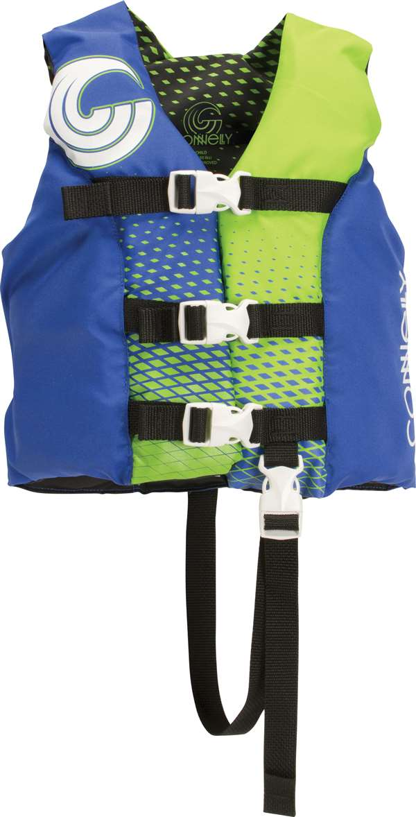 Connelly Boy's Child Hinge Nylon Life Vest by Connelly